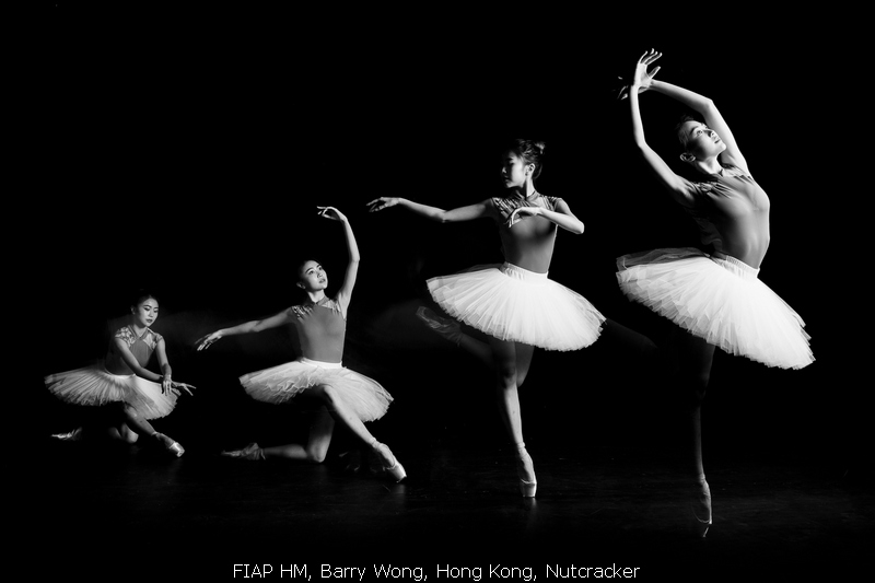 FIAP HM, Barry Wong, Hong Kong, Nutcracker